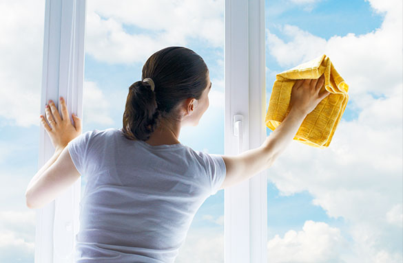 Fensterreinigung Gebäudereinigung
