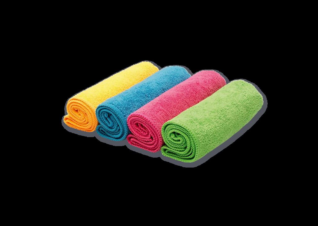 Unterhaltsreinigung Reinigungstücher